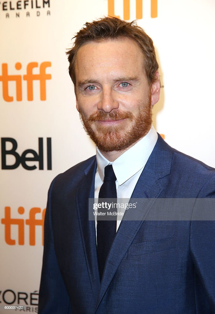 Michael Fassbender Attends The Tiff Soiree Honoring Michael Fassbender At The Tiff Bell Lightbox On September