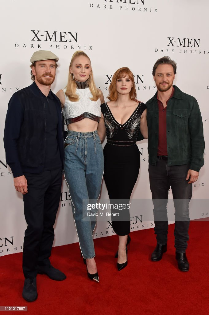 "GBR: ""X-Men: Dark Phoenix"" Exclusive Fan Event Photocall"