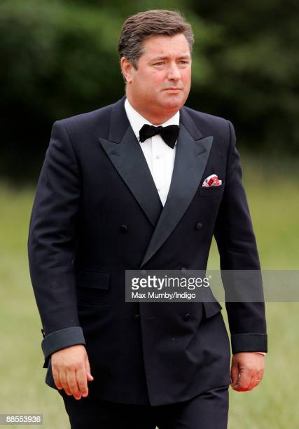 Michael Fawcett former valet to HRH Prince Charles The Prince of Wales attends the Royal Gala Performance of Peter Pan in Kensington Gardens on June...