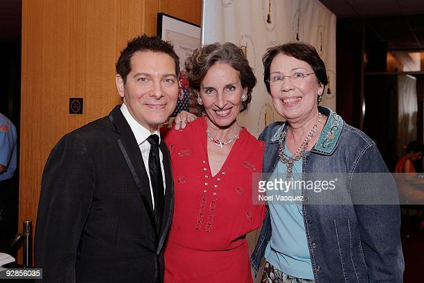 Michael Feinstein and guests attend the AMPAS' Centennial Tribute To Johnny Mercer at the Samuel Goldwyn Theater on November 5 2009 in Beverly Hills...