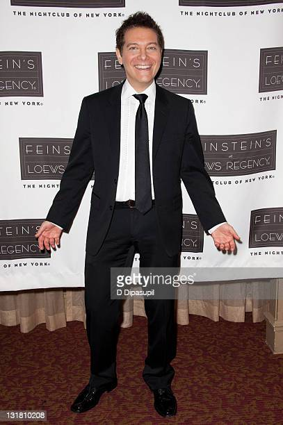 Michael Feinstein attends the after party for Tom Postilio's performance at Feinstein's at Loews Regency Ballroom on May 17, 2011 in New York City.