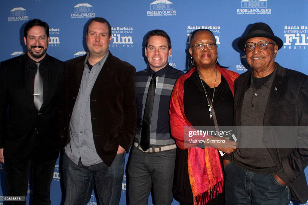 The 31st Santa Barbara International Film Festival - American Riviera Award : News Photo