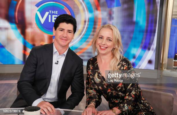 THE VIEW Michael Fishman and Lecy Goranson and former View cohost Jedediah Bila are the guests today Wednesday 10/17/18 The View airs MondayFriday on...