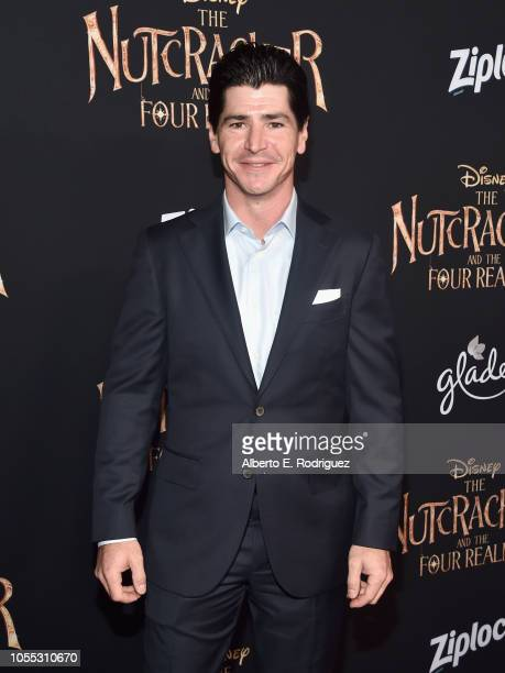 Michael Fishman arrives at the world premiere of Disney's The Nutcracker and the Four Realms October 29th at Hollywood's El Capitan Theatre...