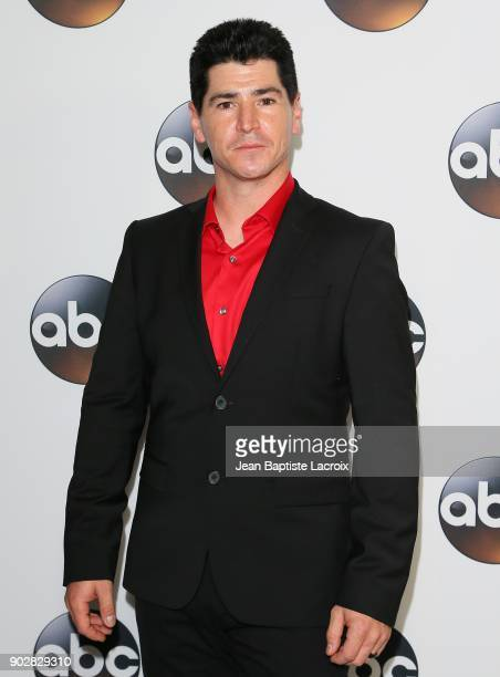 Michael Fishman attends the Disney ABC Television Group Hosts TCA Winter Press Tour 2018 on January 8 2018 in Pasadena California