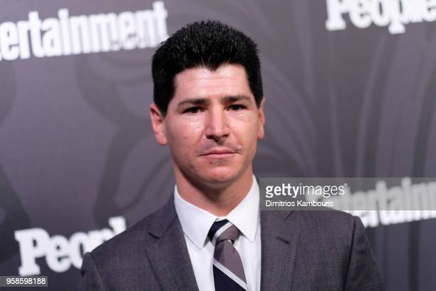 Michael Fishman of Roseanne attends Entertainment Weekly PEOPLE New York Upfronts celebration at The Bowery Hotel on May 14 2018 in New York City