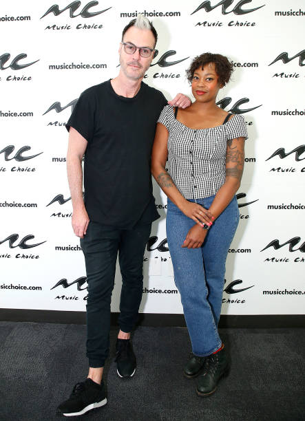 NY: Fitz & The Tantrums Visits Music Choice