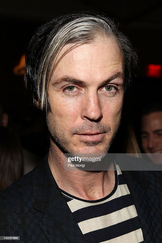 Michael Fitzpatrick of Fitz and The Tantrums attends Mick Rock's Photography exhibit at the W Washington D.C. on March 1, 2012 in Washington, DC.