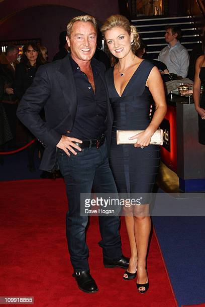 Michael Flatley and Niamh Flatley attend the premiere of Lord Of The Dance 3D held at The Cineworld Haymarket on March 10 2011 in London England