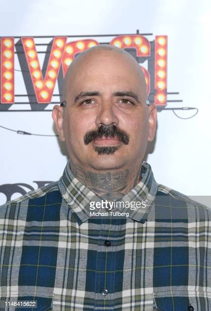 Michael Flores attends a Los Angeles VIP industry screening with the filmmakers and cast of DIVOS at TCL Chinese 6 Theatres on May 01 2019 in...