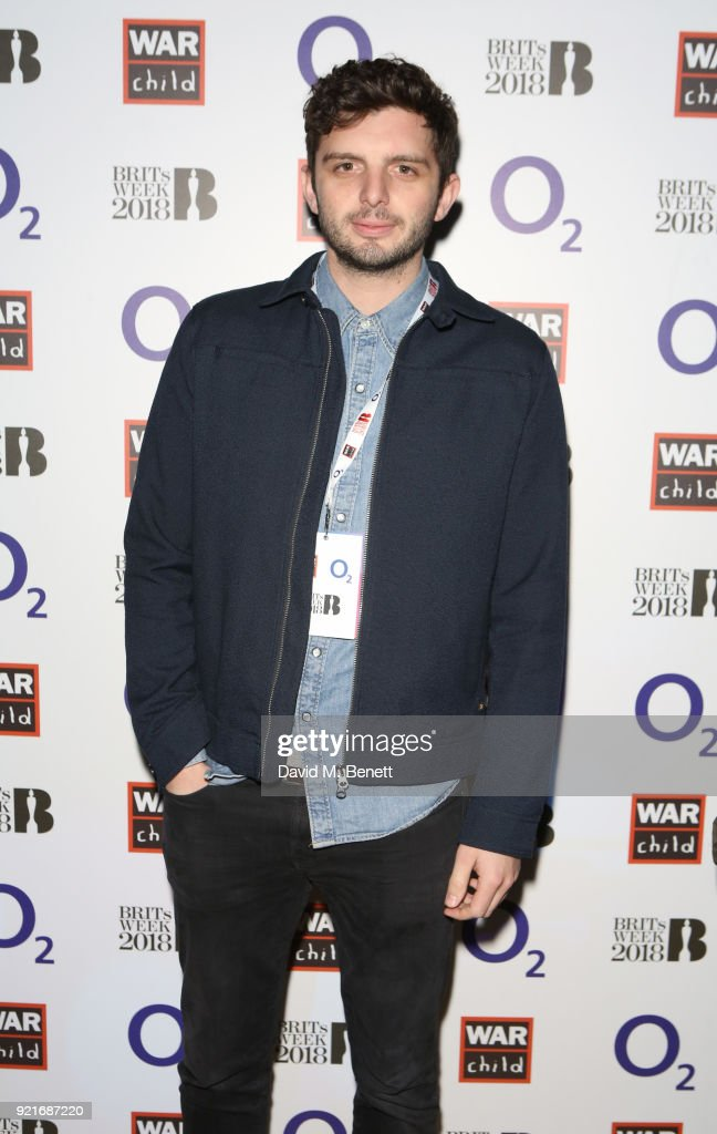 Michael Fox attends as Alt-J perform an intimate set at The Garage as part of the War Child BRITs Week together with O2 gigs, to support children affected by conflict at The Garage on February 20, 2018 in London, England.