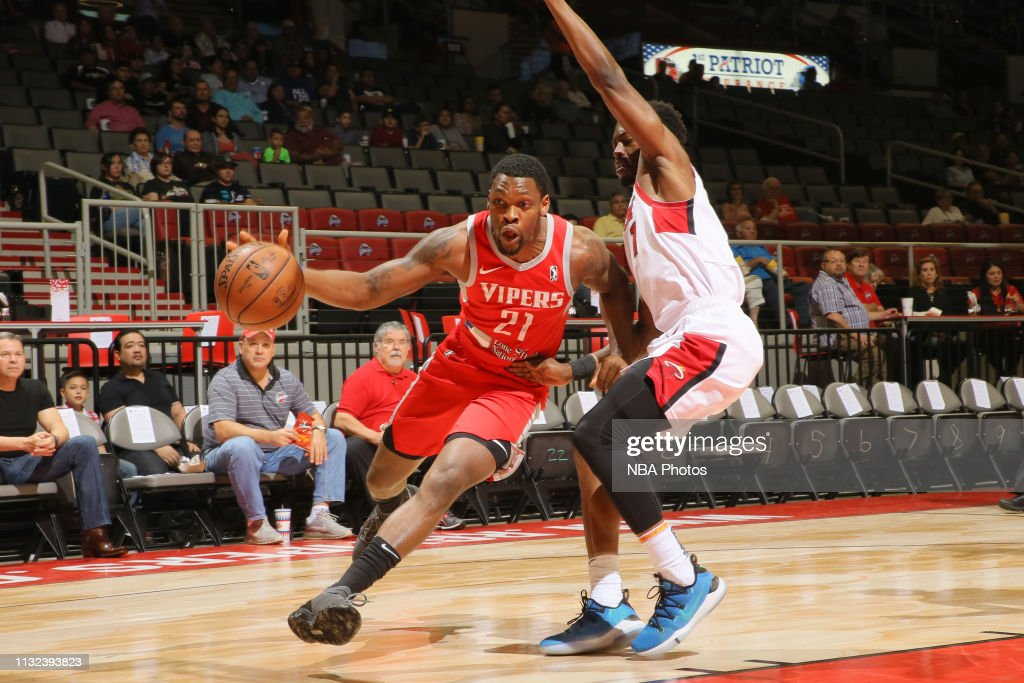 TX: Sioux Falls Skyforce v Rio Grande Valley Vipers