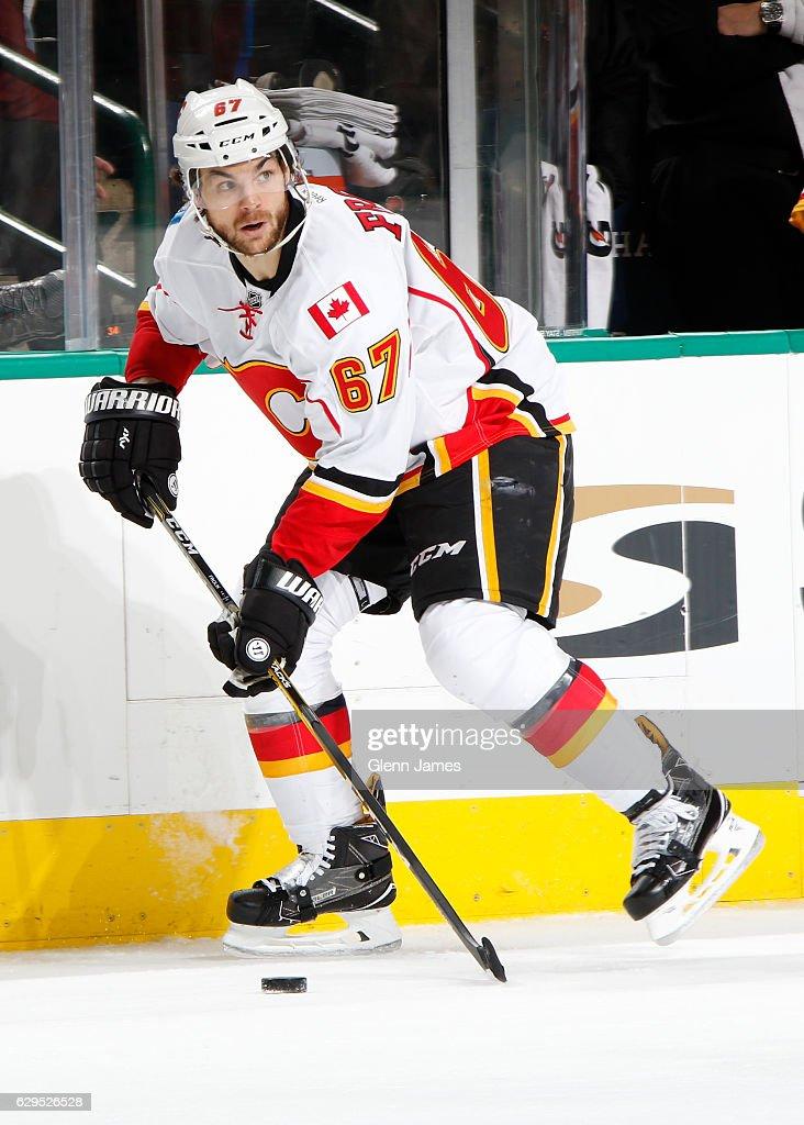 Calgary Flames v Dallas Stars : Nachrichtenfoto