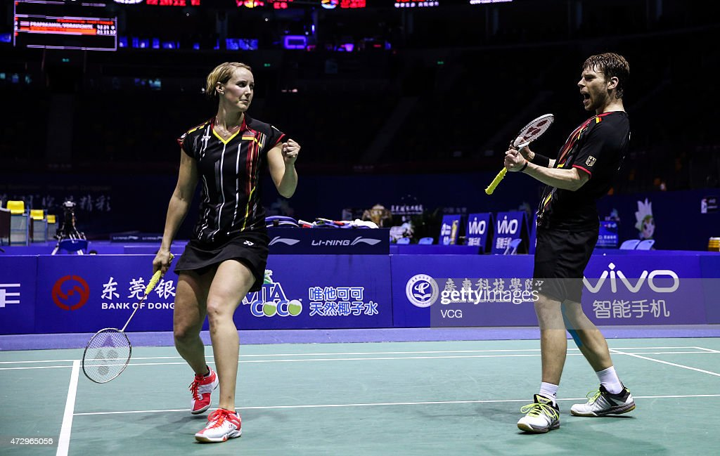 2015 Sudirman Cup BWF World Mixed Team Championships - Day 2