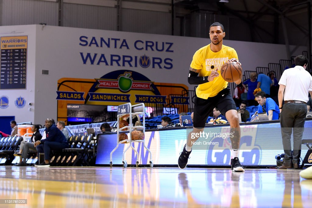 CA: Capital City Go-Go v Santa Cruz Warriors