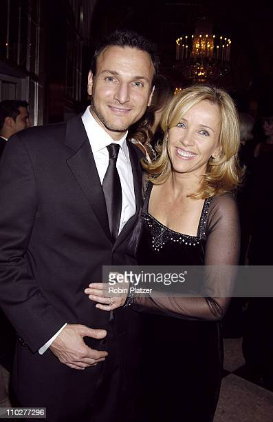 Michael Gelman and Laurie Gelman during 2nd Annual UNICEF Snowflake Ball Arrivals at The Waldorf Astoria Hotel in New York City New York United States