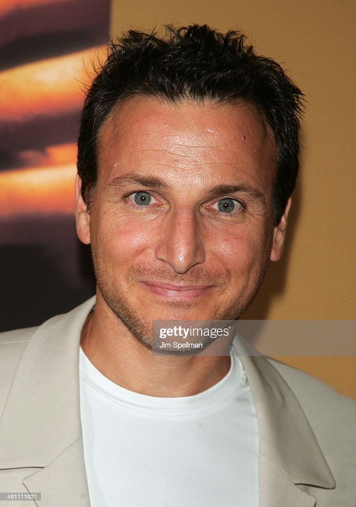 Michael Gelman during The Village New York Premiere - Arrivals at Prospect Park in New York City, New York, United States.