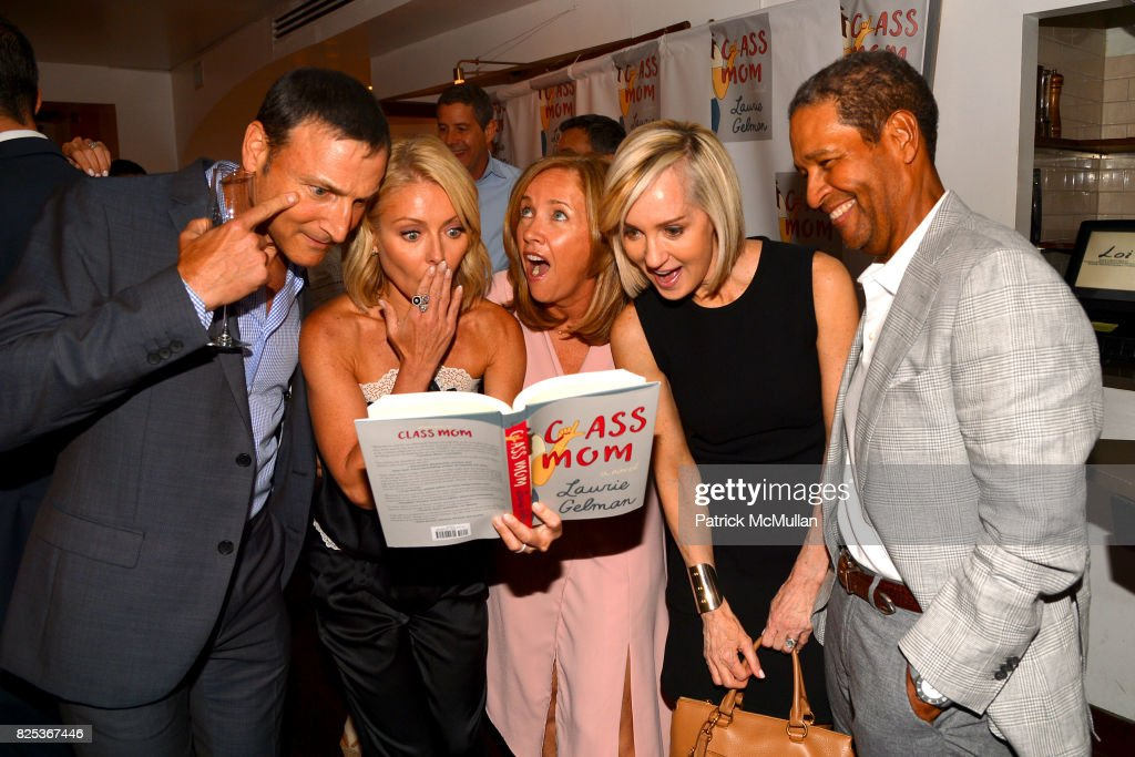Michael Gelman Celebrates The Launch Of CLASS MOM, A Novel By Laurie Gelman : News Photo