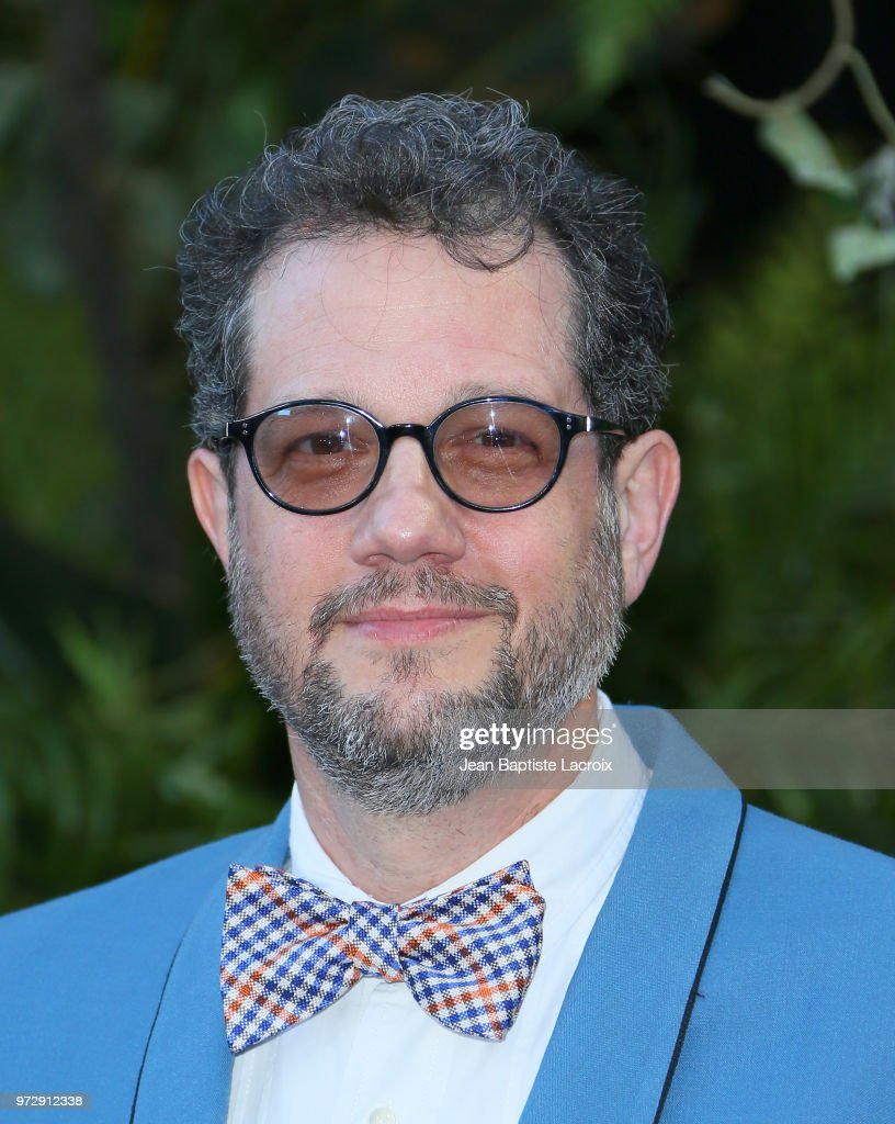 Michael Giacchino attends the premiere of Universal Pictures and Amblin Entertainment's 'Jurassic World: Fallen Kingdom' on June 12, 2018 in Los Angeles, California.