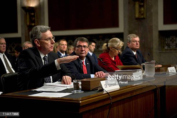 J Michael Gilmore director of Operational Test and Evaluation at the Department of Defense Ashton B Carter undersecretary of Defense for acquisition...