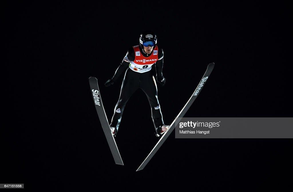 Men's Ski Jumping HS130- FIS Nordic World Ski Championships