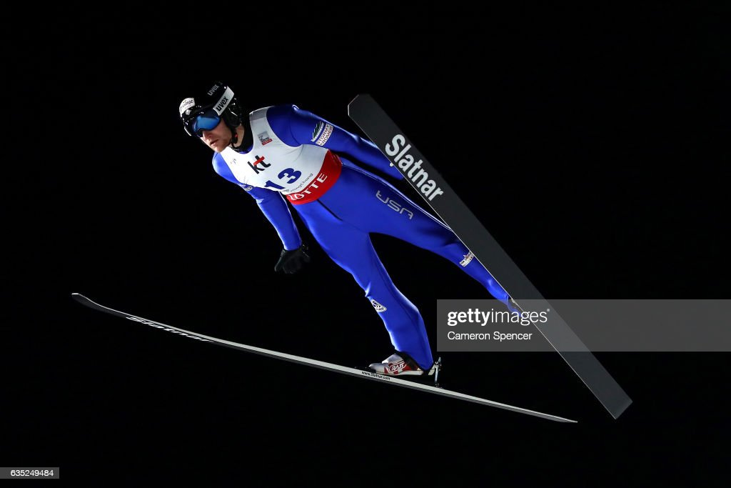 2017 FIS Ski Jumping World Cup Presented by Viessmann - Training