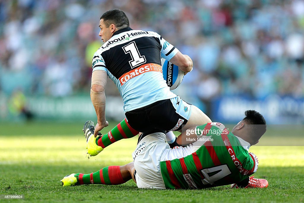 NRL Elimination Final - Sharks v Rabbitohs