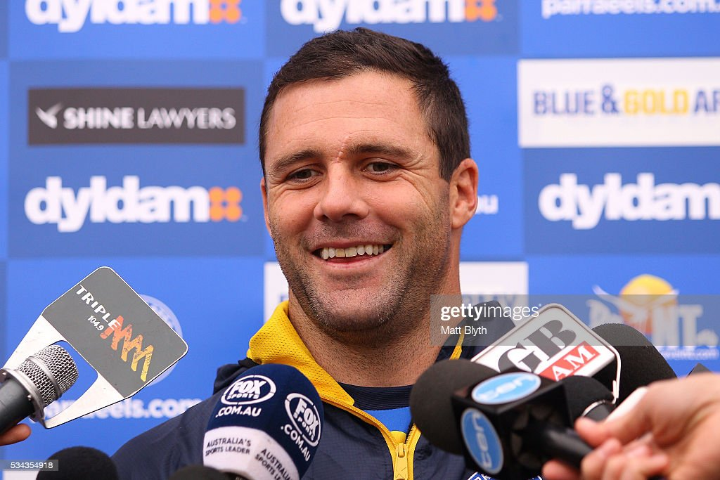 Parramatta Eels Media Opportunity