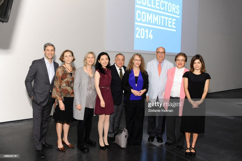 LACMA's 2014 Collectors Committee - Viewing Of Proposed Acquisitions And Curatorial Presentations