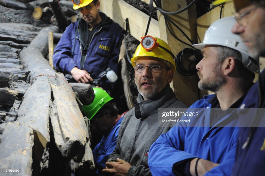 Prehistoric Hallstatt Salt Mine Visit