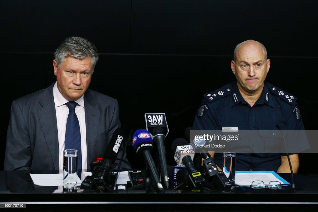 Response To AFL Crowd Incidents Press Conference