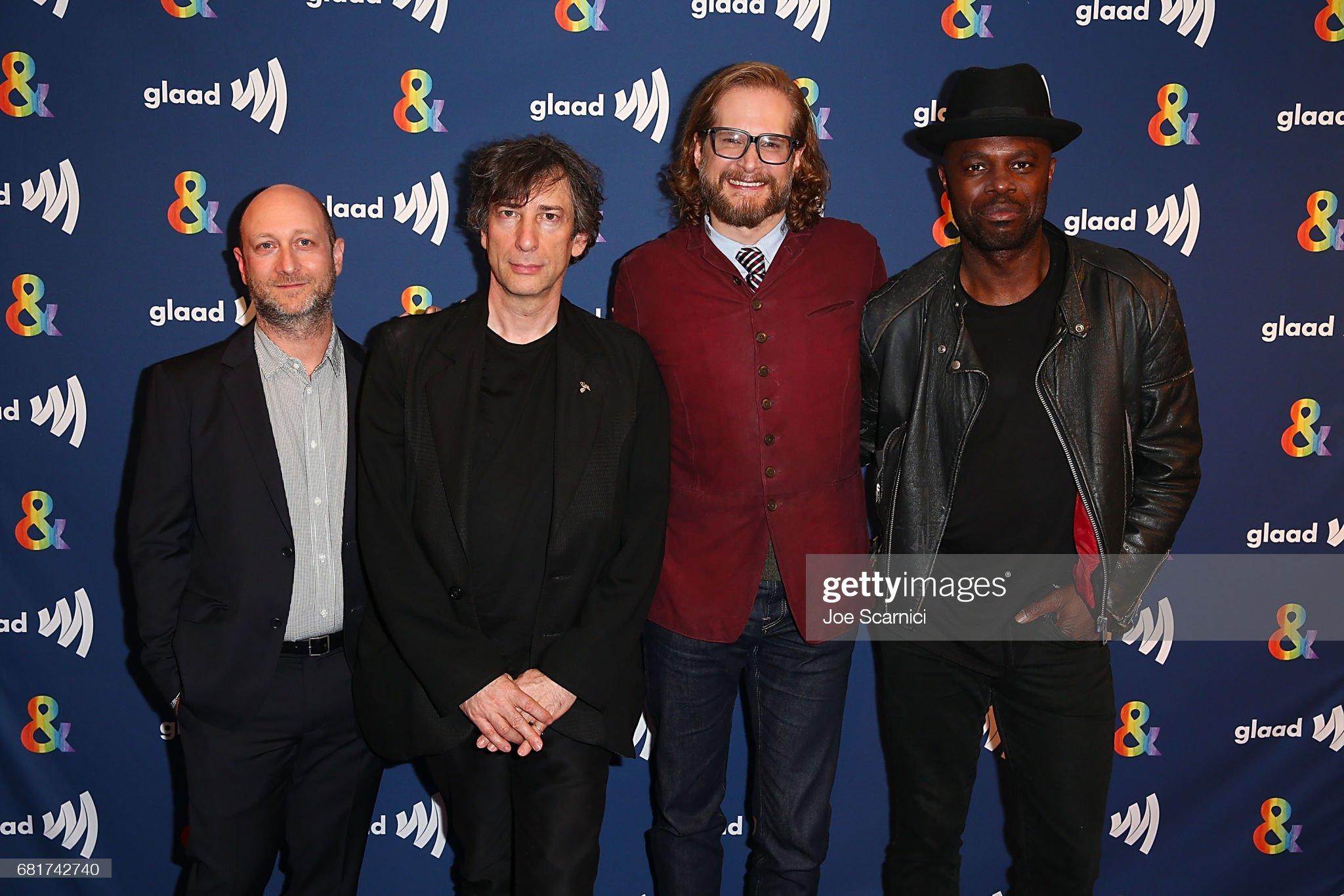 """American Gods"" advance screening In Partnership With GLAAD : Fotografia de notícias"