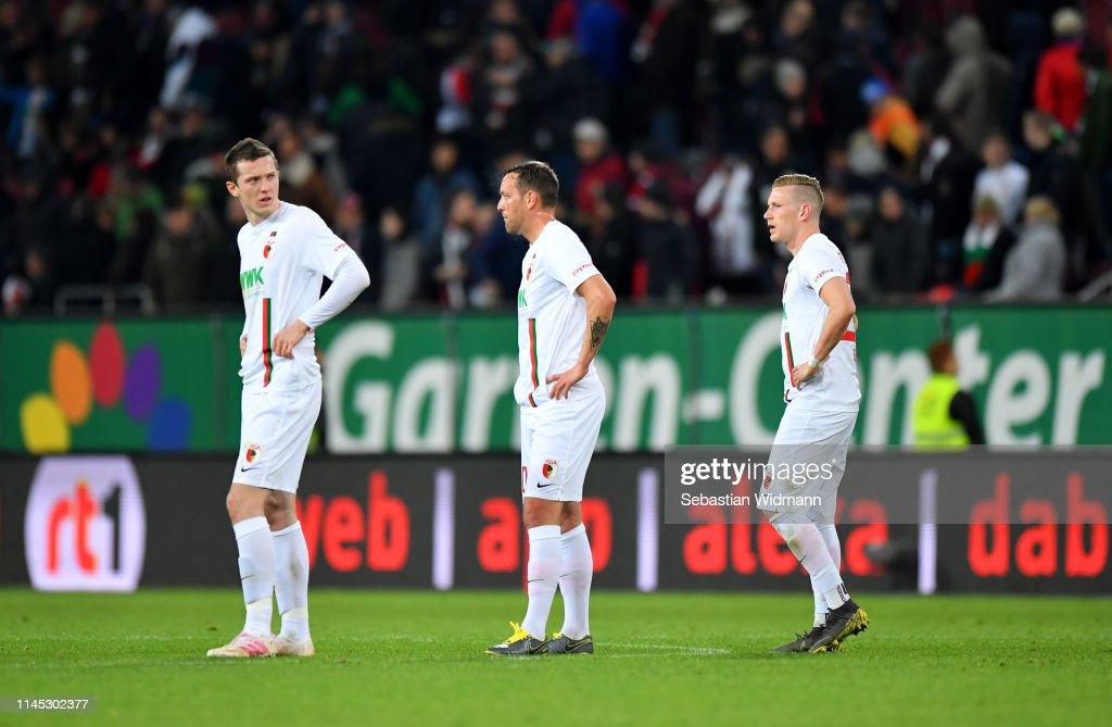 FC Augsburg v Bayer 04 Leverkusen - Bundesliga : ニュース写真