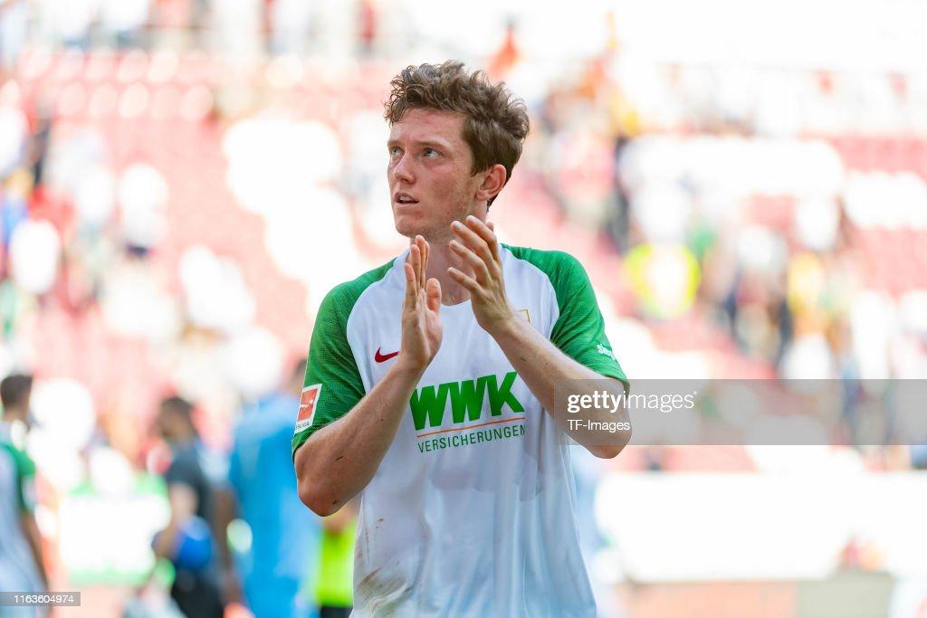 FC Augsburg v 1. FC Union Berlin - Bundesliga : News Photo