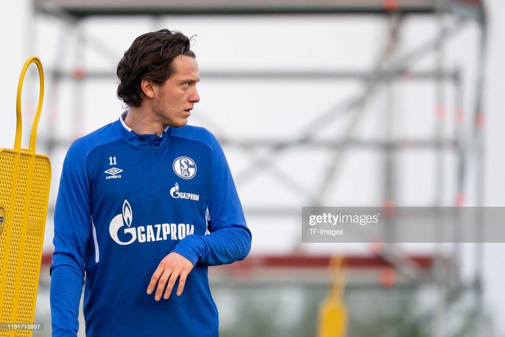 FC Schalke 04 Murcia Training Camp : Foto jornalística