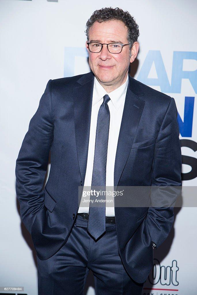 Michael Greif attends 'Dear Evan Hansen' opening at Music Box Theatre on December 4, 2016 in New York City.