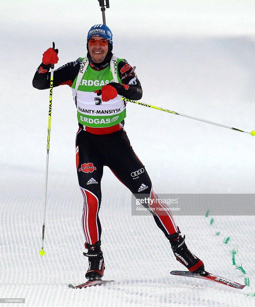 IBU Biathlon World Championships - Men's 20km Individual