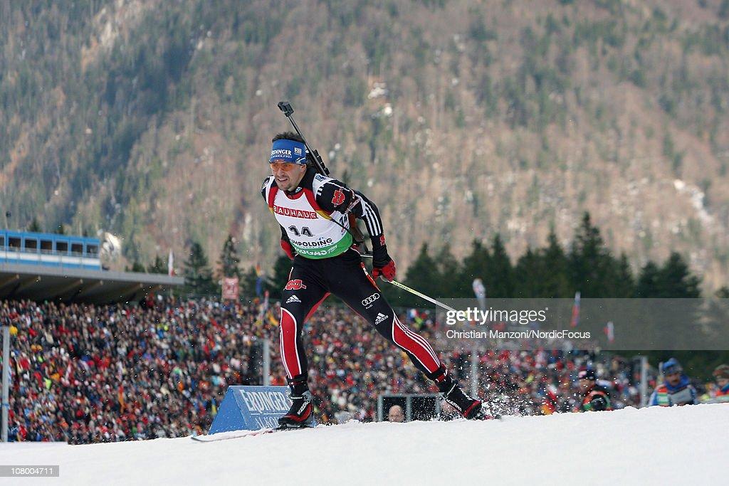 E.ON IBU World Cup Biathlon Ruhpolding - Day 1