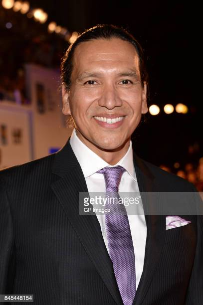 Michael Greyeyes Stock Photos and Pictures | Getty Images