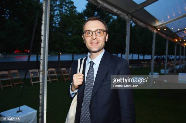 Michael Heck attends the Franklin D Roosevelt Four Freedoms Park's gala honoring Founder Ambassador William J Vanden Heuvel at Franklin D Roosevelt...