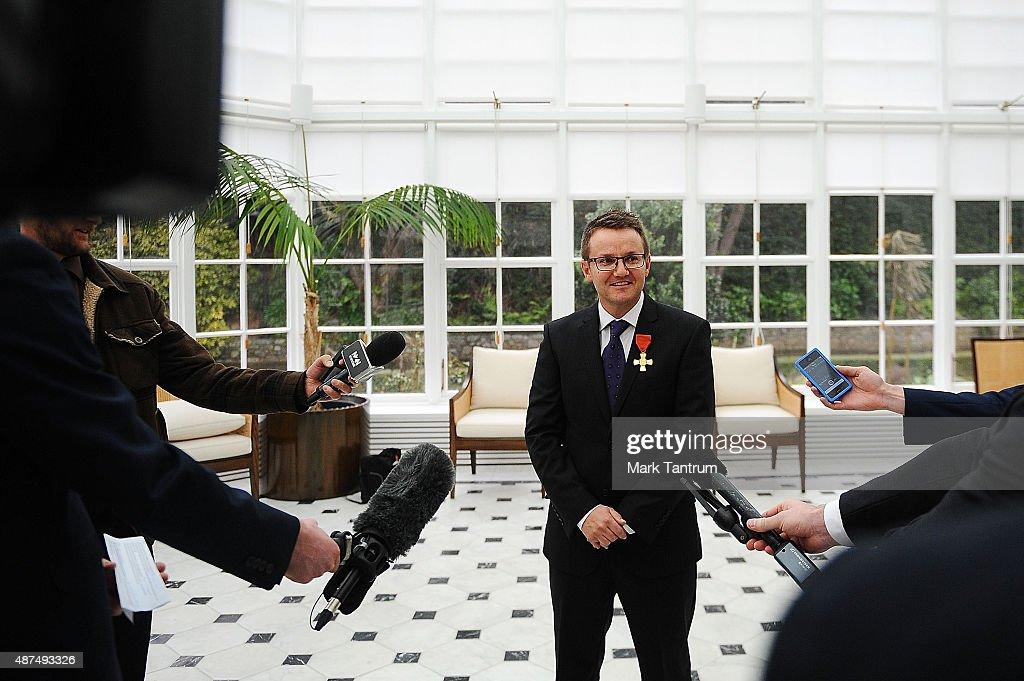 2015 Wellington Investitures Ceremony