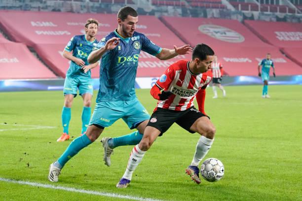 NLD: PSV Eindhoven v Sparta Rotterdam - Dutch Eredivisie