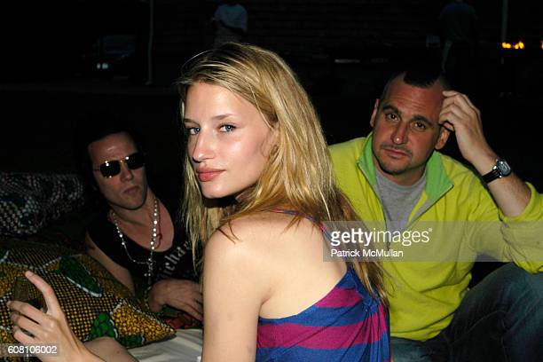 Michael Hilfiger Linda V and Todd Moscowitz attend Patrick McMullan Dave Zinczenko invite you to a Summer BBQ for Eric Kimberly Villency at 12...