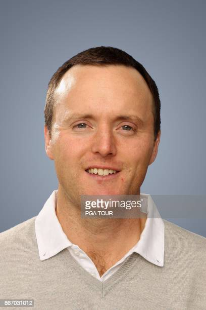 Michael Hoey current official PGA TOUR headshot