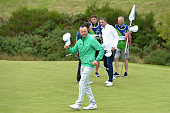 auchterarder scotland michael hoey ireland celebrates