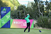 auchterarder scotland michael hoey ireland plays