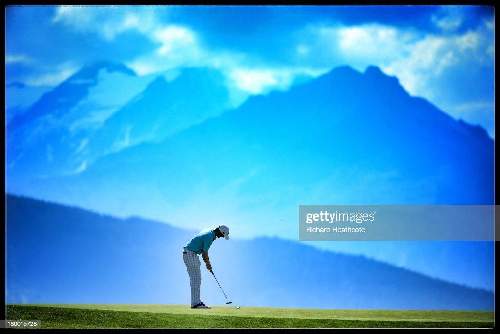 European Tour Golf - An Alternative View