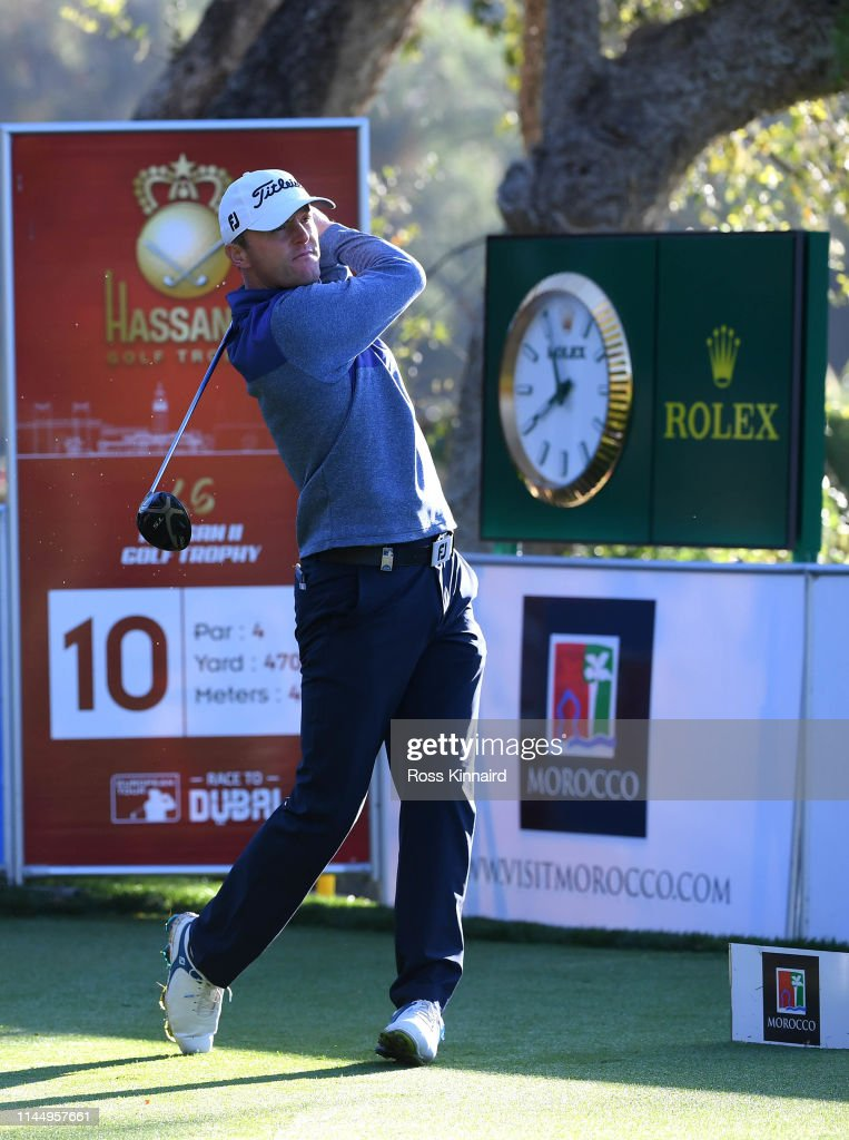 MAR: Trophee Hassan II - Day One