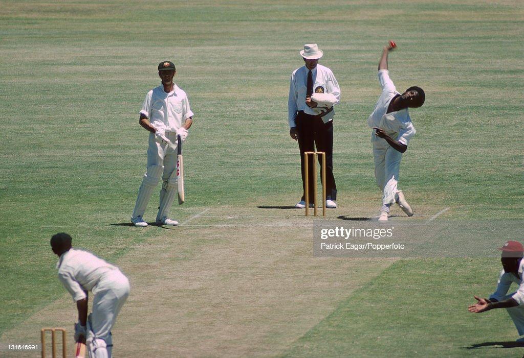 Australia v West Indies, 4th Test, Sydney, January 1975-76 : News Photo