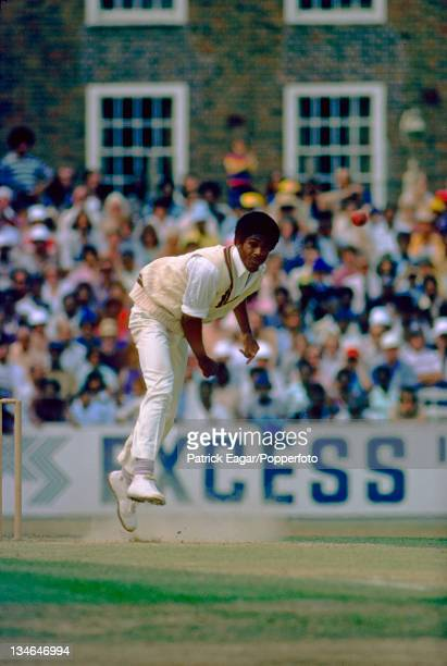 Michael Holding England v West Indies 5th Test The Oval Aug 1976